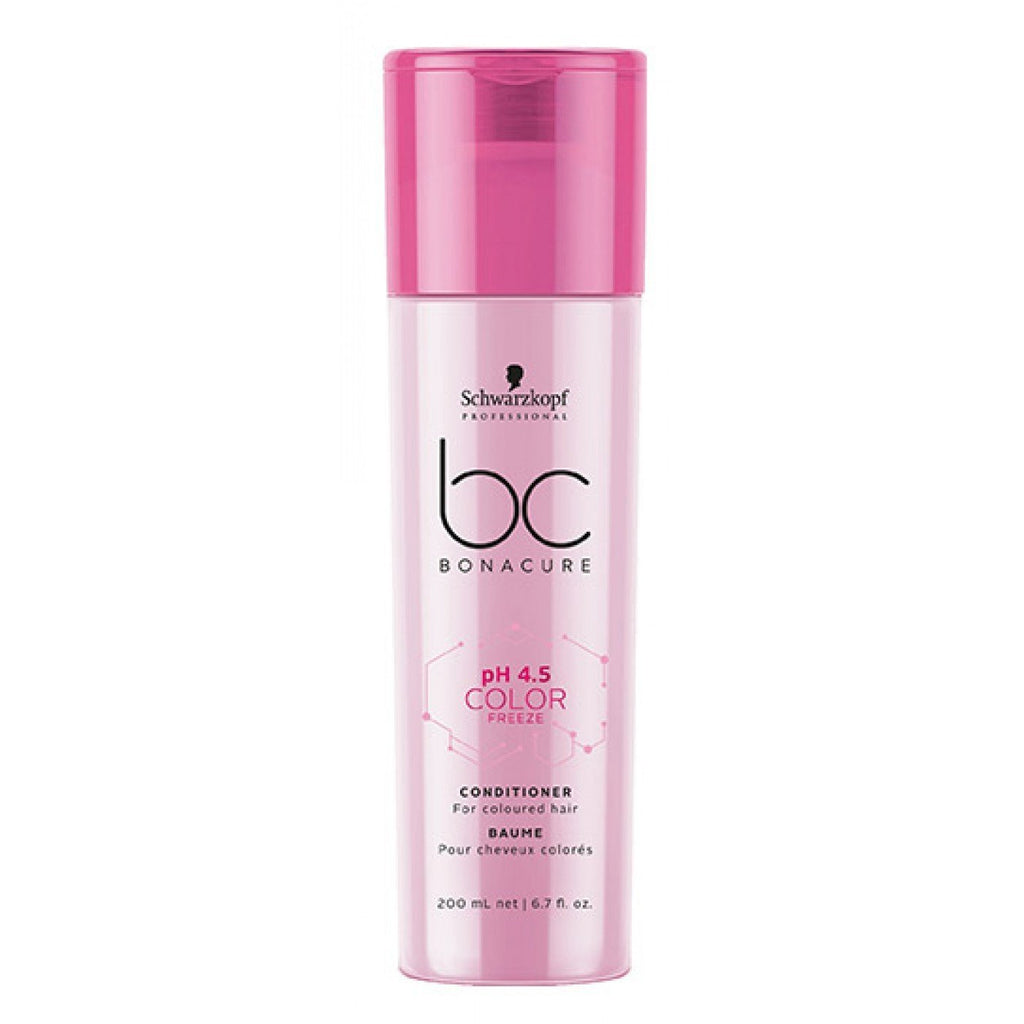 Schwarzkopf Professional BC Bonacure pH 4.5 Color Freeze Conditioner 200ml