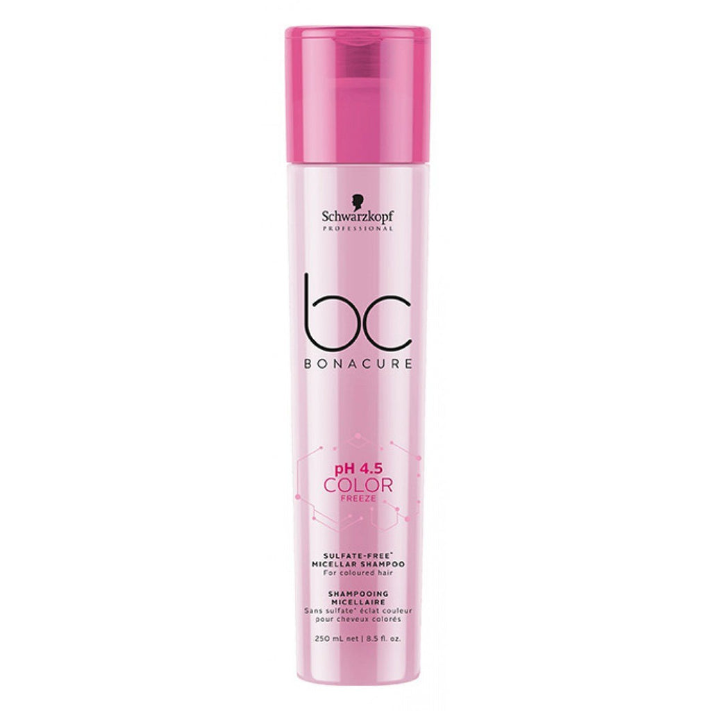 Schwarzkopf Bonacure pH 4.5 Color Freeze Sulfate-Free Shampoo 250ml
