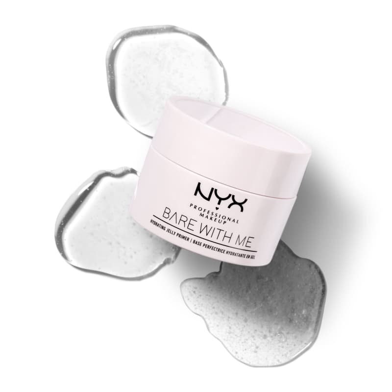 Discontinued - NYX Professional Makeup Bare With Me Hydrating Jelly Primer