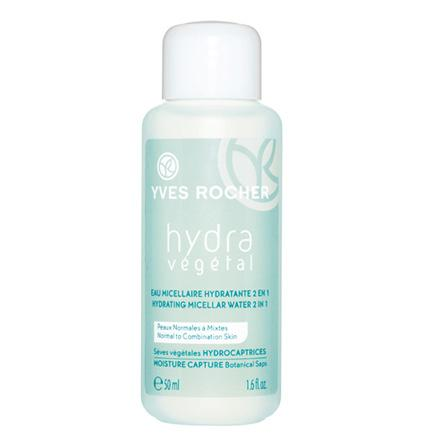 Yves Rocher Hydrating Micellar Water Face & Eyes - Travel Size
