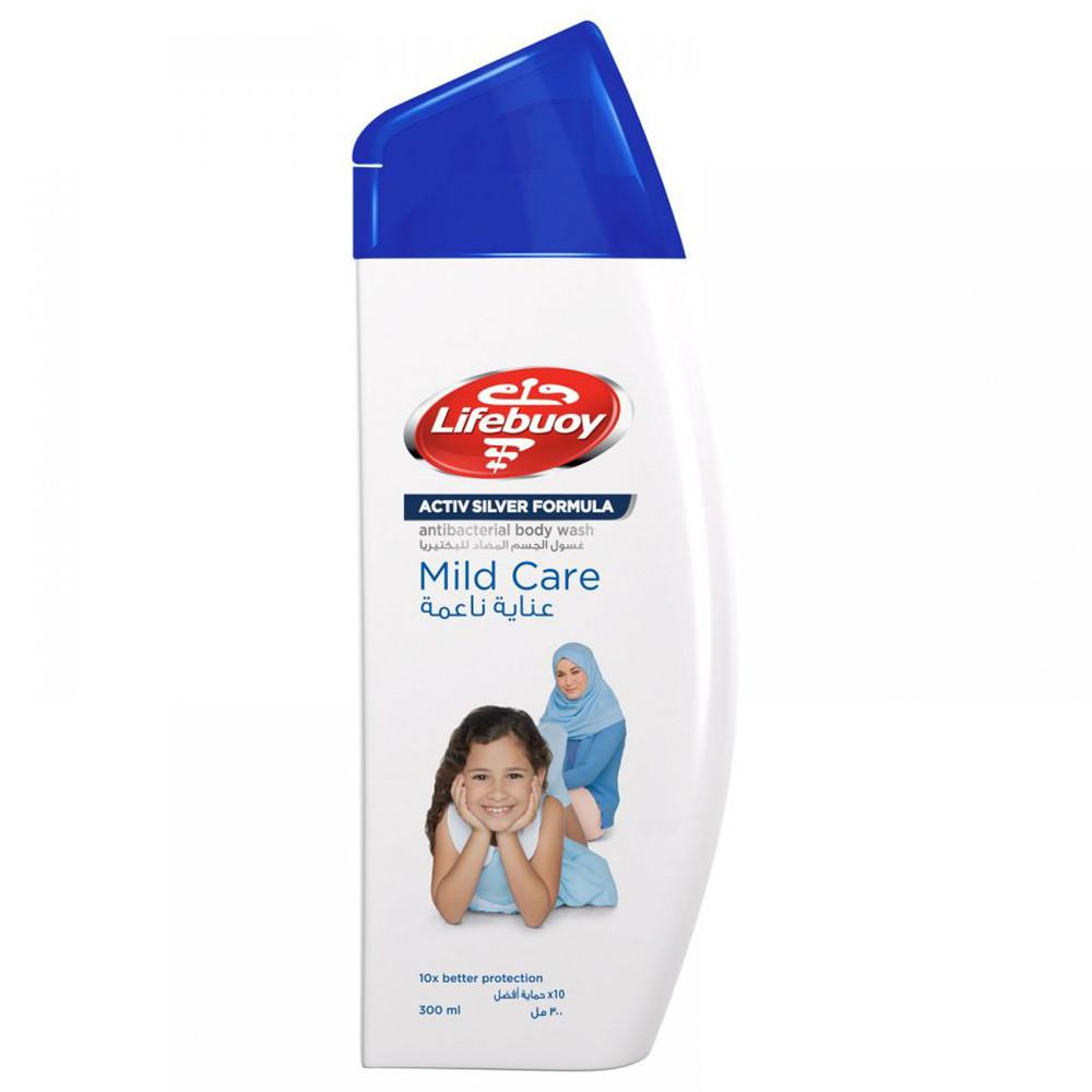 Lifebuoy Mild Care Antibacterial Body Wash - 300ml