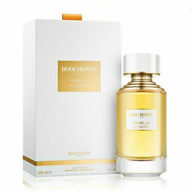 Boucheron La Collection Vanille de Zanzibar Eau de Parfum 125ml