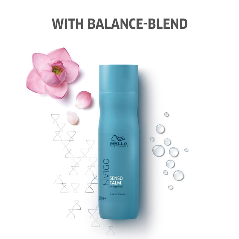 Wella Professionals Invigo Balance Senso Calm Sensitive Scalp Shampoo