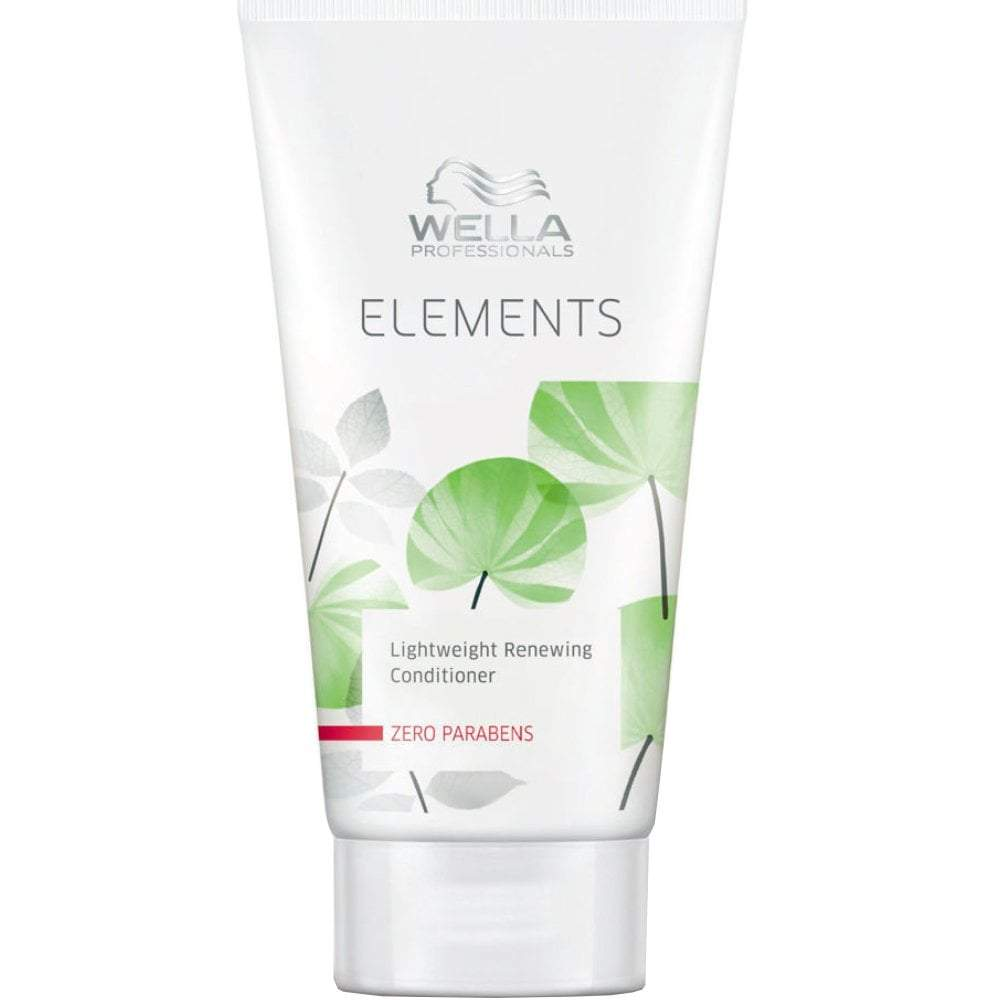 Wella Professionals Elements Light Weight Renewing Hair Conditioner - Sulfate Paraben Free