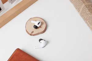 Airpods Pro 交換用イヤーチップ BASSCANON MEMORY FOAM TIPS FOR AIRPODS PRO