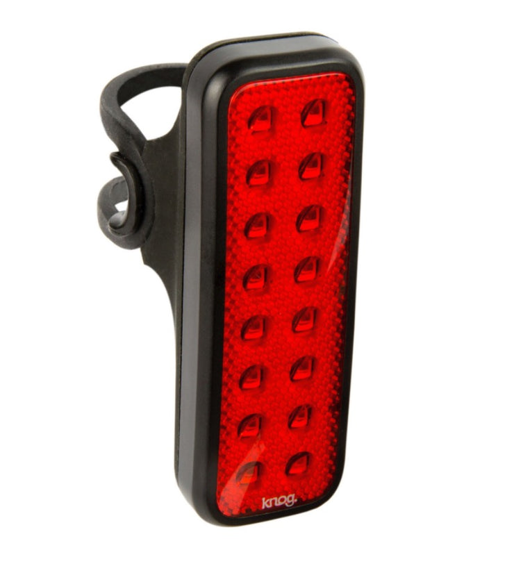 KNOG BLINDER MOB rear bike light - rechargeable