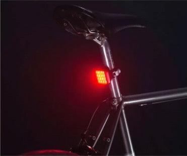 KNOG KID MOB GRID BLINDER - Rechargeable Rear Light