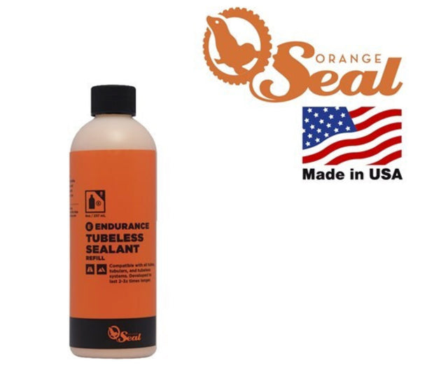 Orange Seal Endurance Tubeless Sealant 8oz