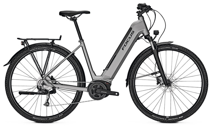 FOCUS PLANET² 5.8 WAVE E BIKE - Small in stock