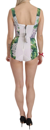 Romper Bodysuit Hortensia Stretch Dress
