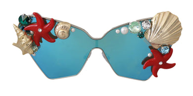 Blue DG2185B MARINA Crystal Seastar Limited Edition Sunglasses