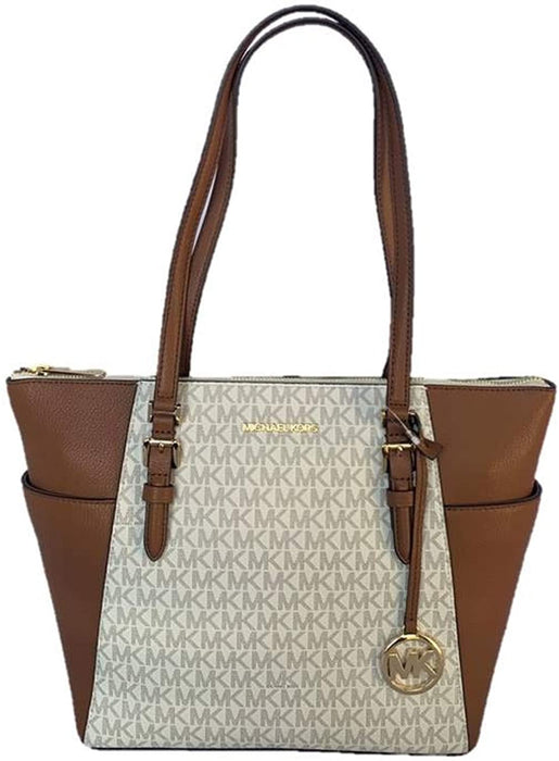 Michael Kors Charlotte Large Top Zip Tote