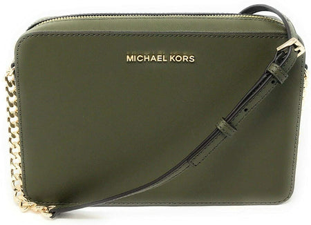 Michael Kors Jet Set Item Large East West Crossbody