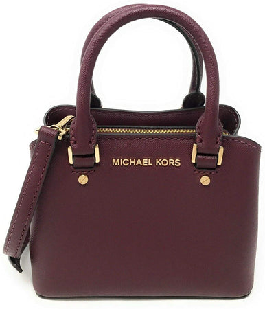 Michael Kors Giftables Savannah Mini Crossbody