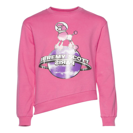 Jeremy Scott Sweatshirt Girl