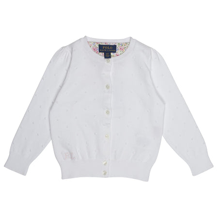 Ralph Lauren Cardigan Girl