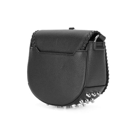 Alexander Wang Black Leather Lia Sling Crossbody Bag