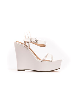 Bianco White  Péché  Originel Sandal