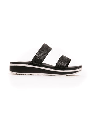 Nero Black  Péché  Originel Sandal