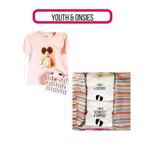 Youth Tees & Onsies