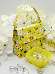 Mini purse style gift bag