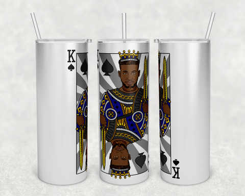 Black Man-King of Spades