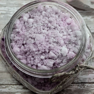 BUBBLE BATH SALTS