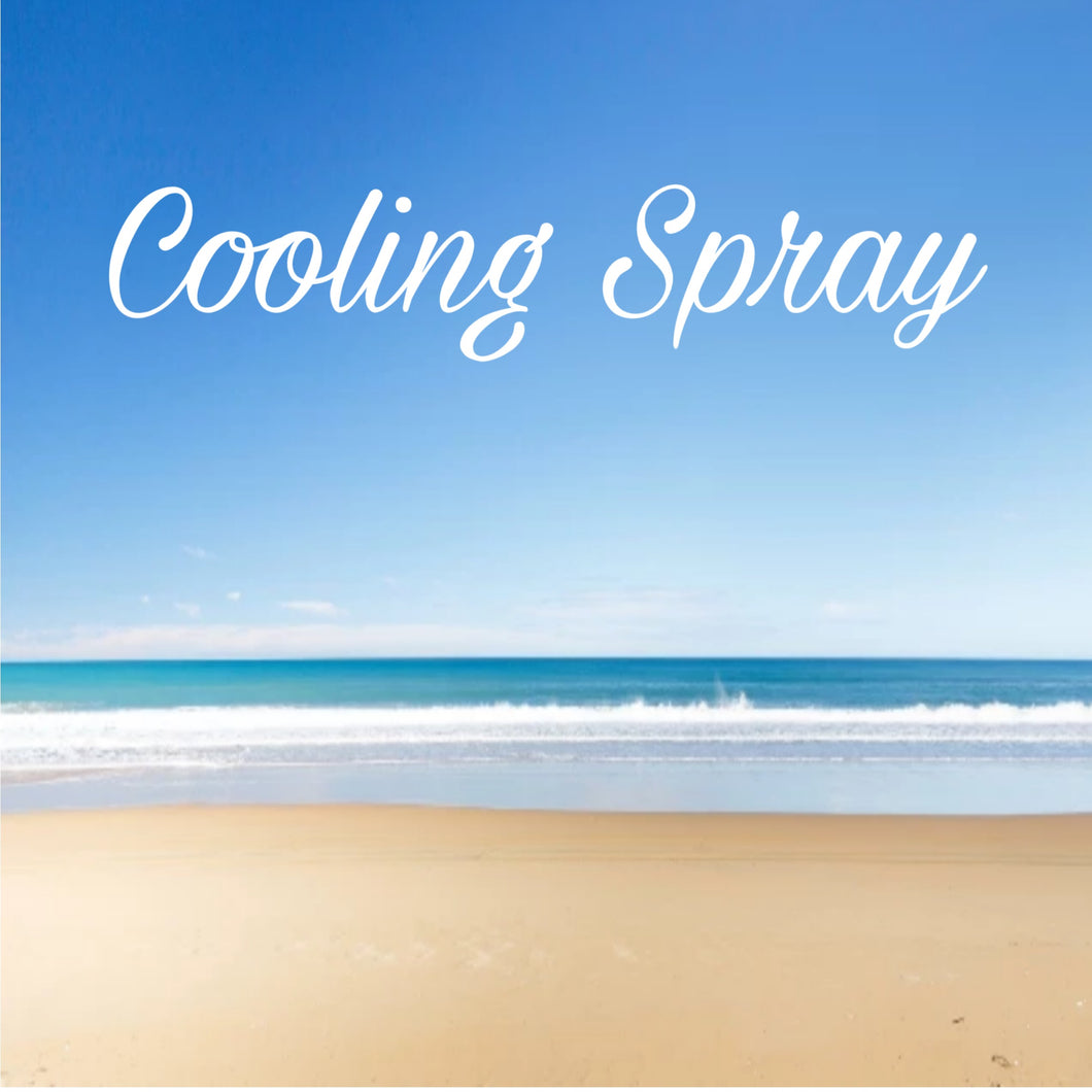 COOLING SPRAY