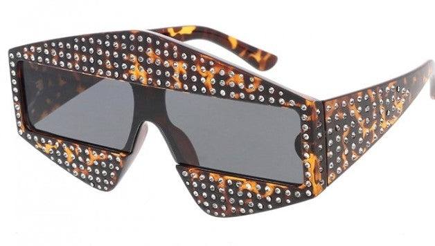 Rhinestone Cat Eye