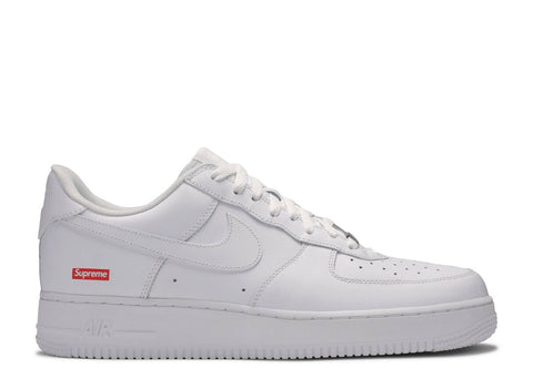Nike Air Force X 'Supreme' White - Price One Shop