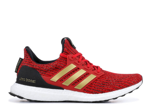 "Adidas Ultra Boost 4.0 ""GAME OF THRONES HOUSE OF LANNISTER"" - Price One Shop"