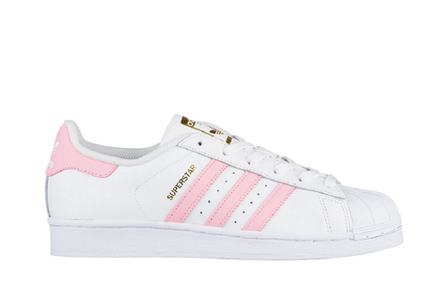 Adidas Superstar Originals White-Pink