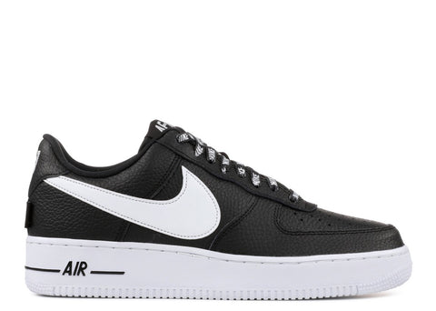 Scarpa Nike Air Force 1 '07 LV8 NBA Black-White [Spedite dall'Italia in 24/48 ore] - Price One Shop