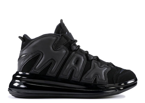 "Nike Air More UPTEMPO 720 ""TOTAL BLACK"" - Price One Shop"