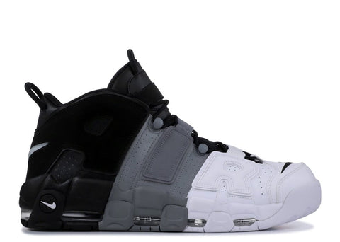 Scarpa Nike Air More Uptempo '96 Black-Cool Grey [Spedite dall'Italia in 24/48 ore] - Price One Shop