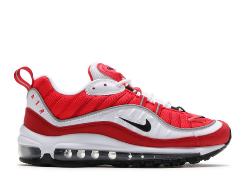 Scarpe Nike Air Max 98 Red-White  [Spedite dall'Italia in 24/48 ore] - Price One Shop
