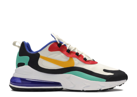 "Scarpe Nike Air MAX 270 REACT ""BAUHAUS"" [Spedite dall'Italia in 24/48 ore] - Price One Shop"