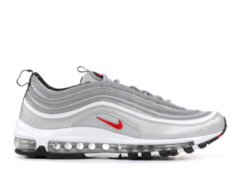 Scarpa Nike Air Max 97 Og Qs Silver Bullet 2017 [Spedite dall'Italia in 24/48 ore] - Price One Shop