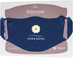 Yorkshire Rose - Anti Viral Facemask