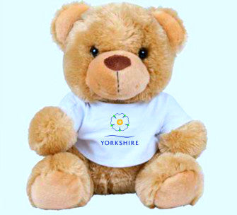 NEW.   Mumbles 20cm Teddy Bear with printed t/shirt