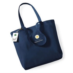 Yorkshire Organic Cotton Shopper
