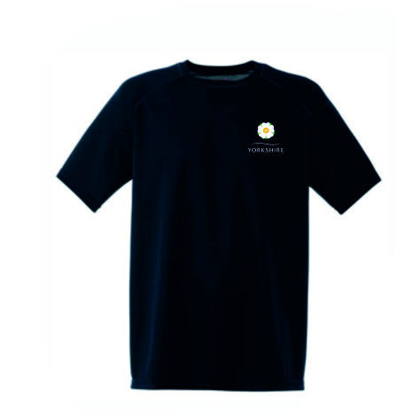 Yorkshire Navy Cotton t/shirt