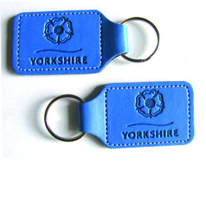 Yorkshire Rose Keyfob