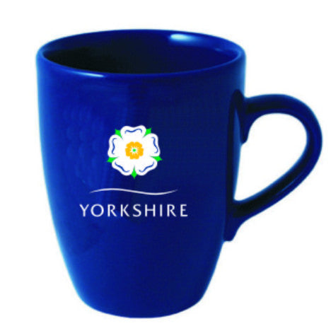 Yorkshire Earthenware mug