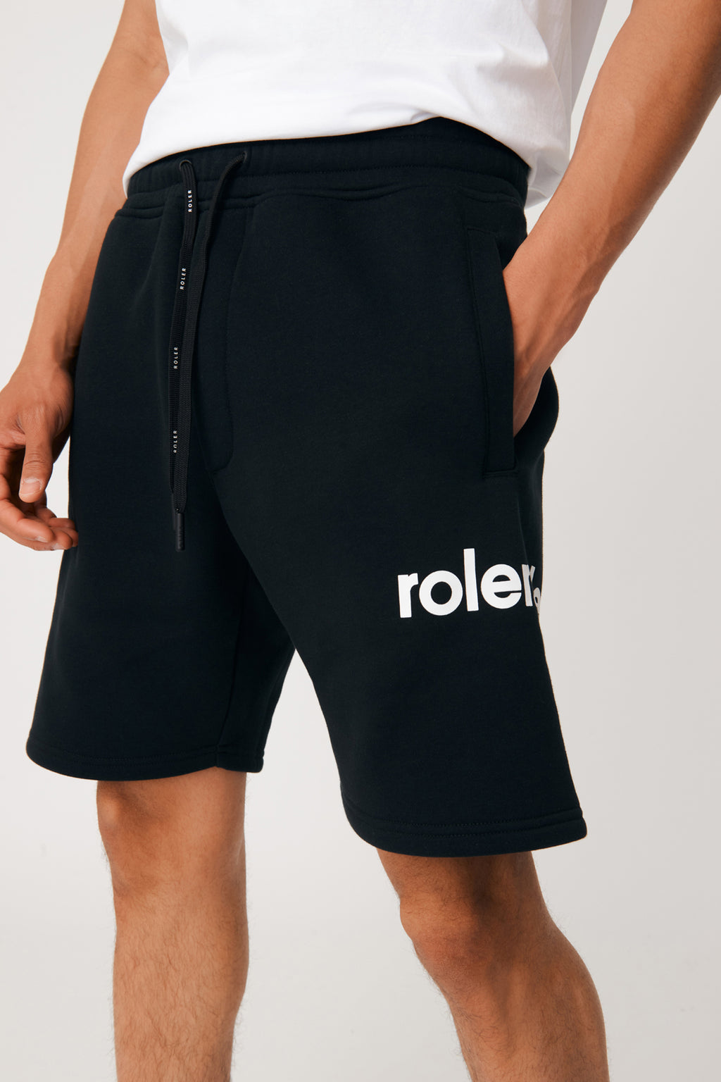 The Normani Short - Black - Roler Clothing