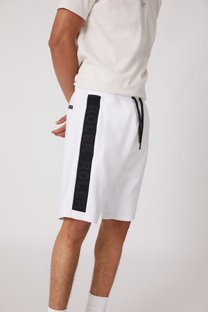 The Monza Short - White - Roler Clothing