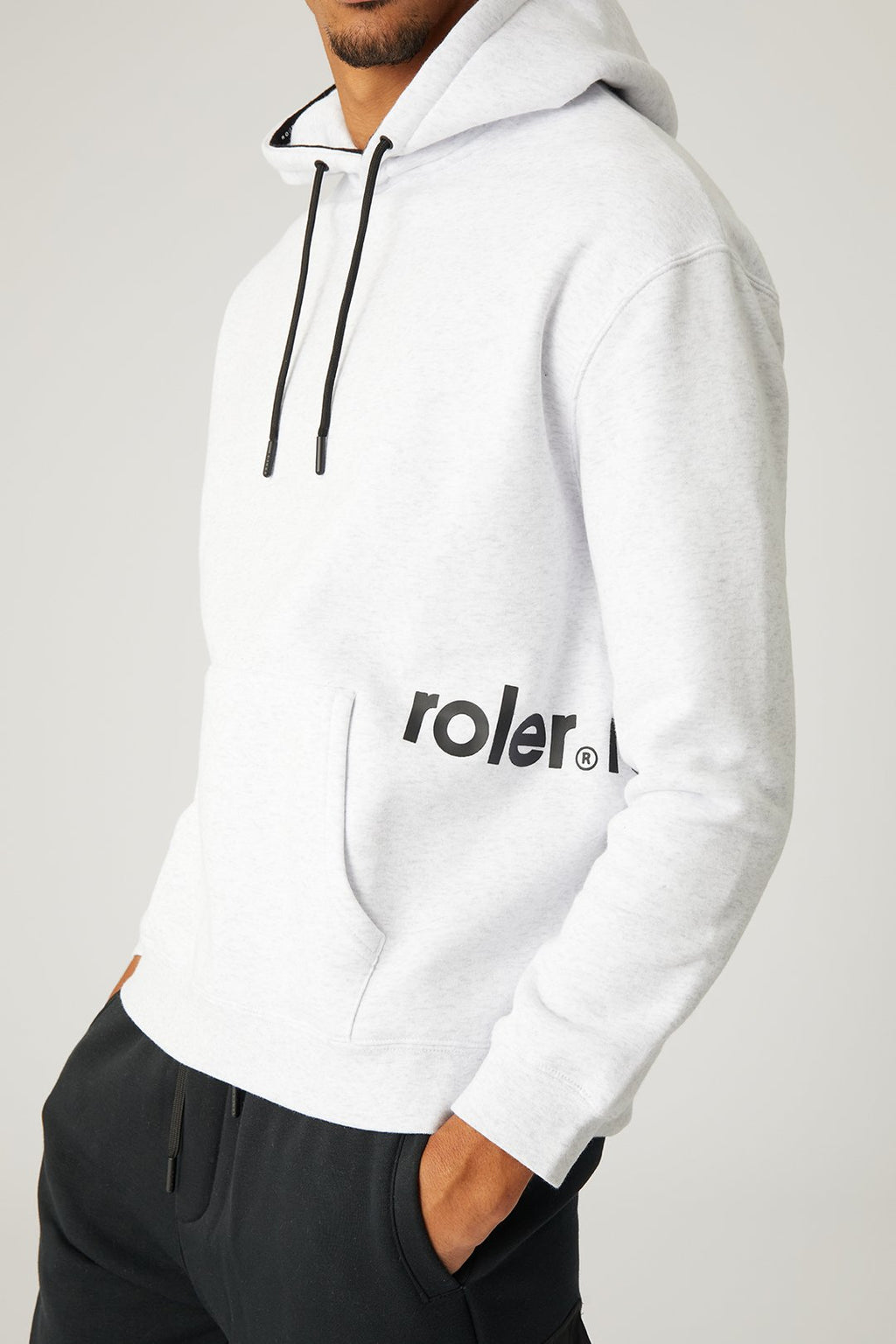 The Normani Hoodie - Ice Marle - Roler Clothing