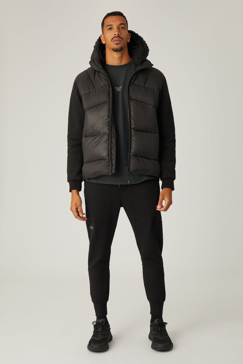 The Romano Jacket - Black