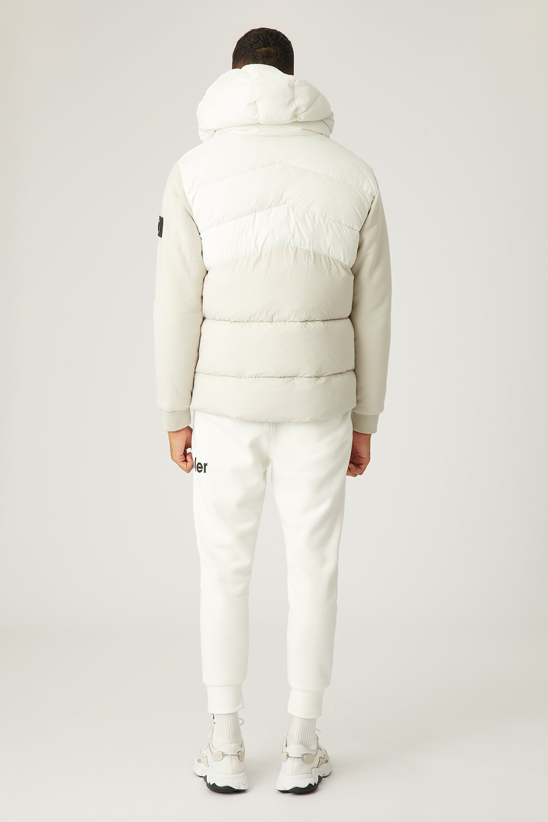 The Romano Jacket - Off White - Roler Clothing
