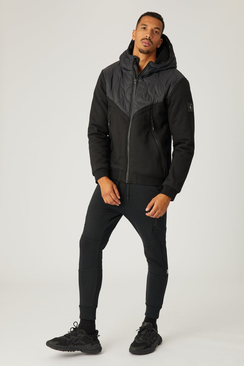 The Drewett Jacket - Black